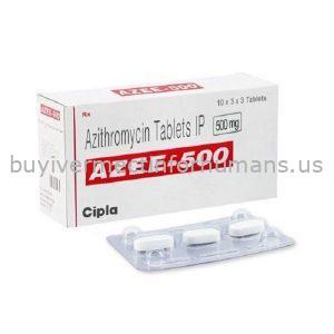 Azee 500mg (Azithromycin)
